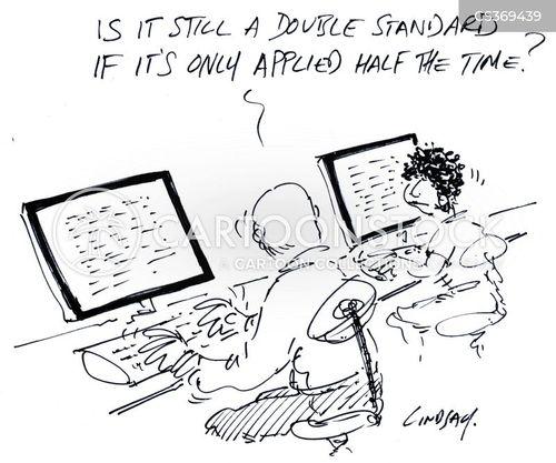 moral question cartoon