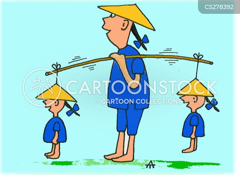 Chinesen Cartoon, Chinesen Cartoons, Chinesen Bild, Chinesen Bilder, Chinesen Karikatur, Chinesen Karikaturen, Chinesen Illustration, Chinesen Illustrationen, Chinesen Witzzeichnung, Chinesen Witzzeichnungen