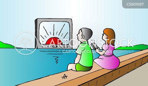 screen times cartoon