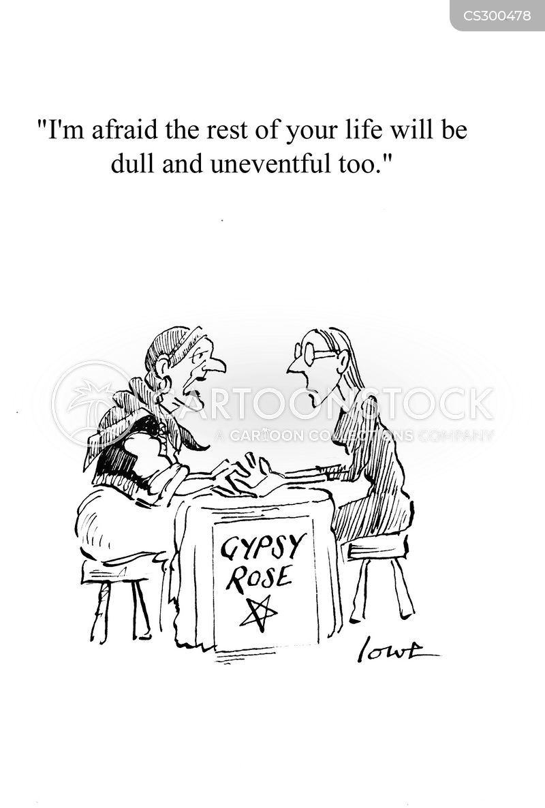 uneventful cartoon