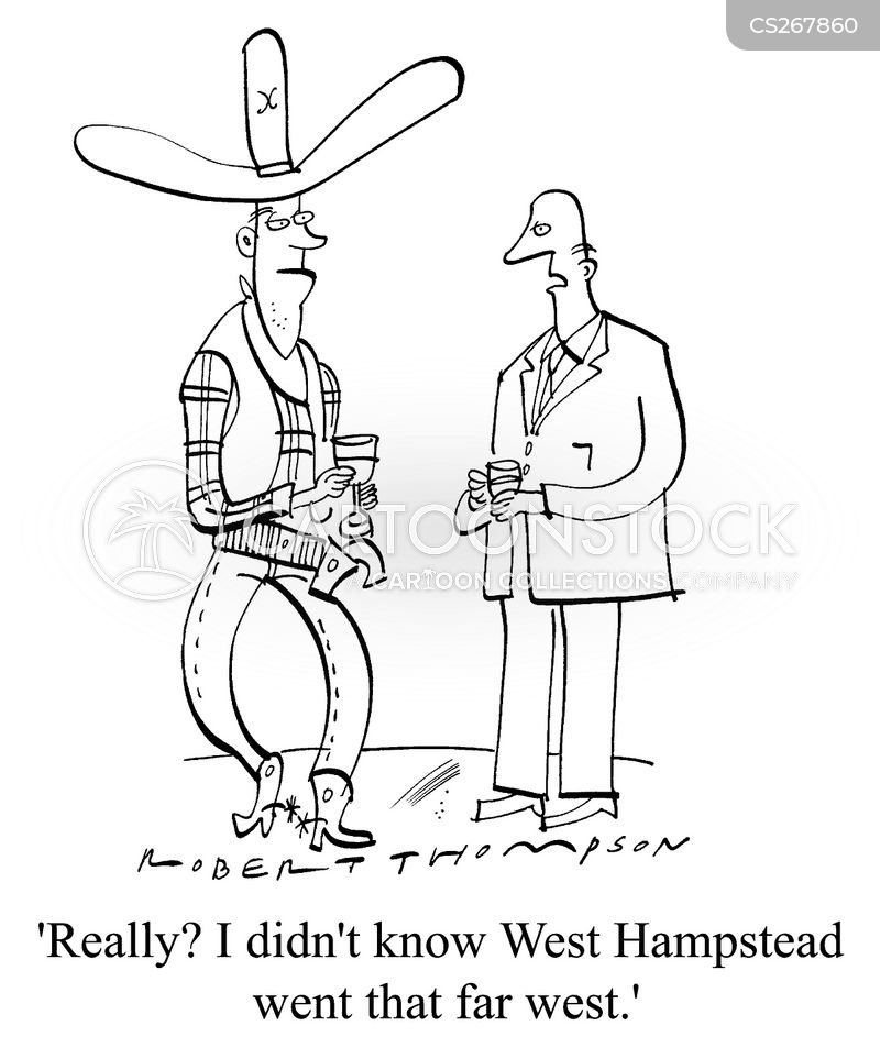 hampstead cartoon