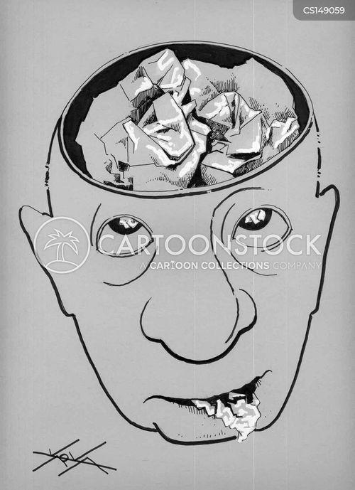 creative processes cartoon