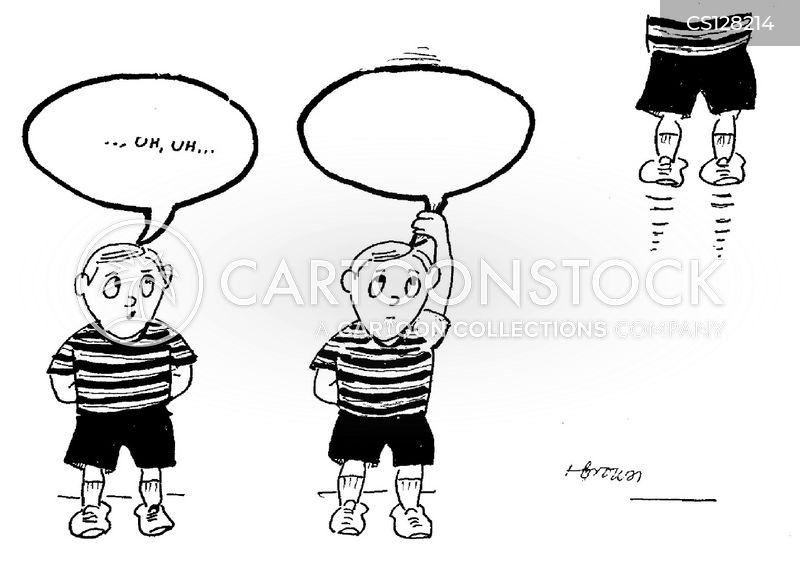 speech balloon cartoon