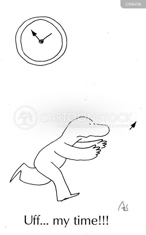 timepieces cartoon