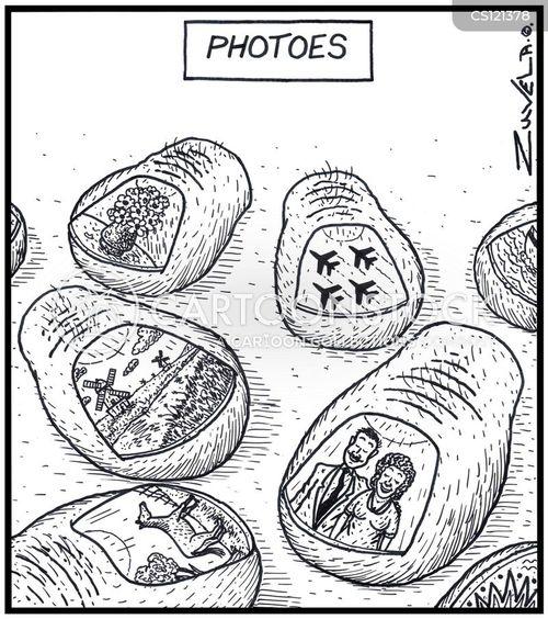 snapshot cartoon