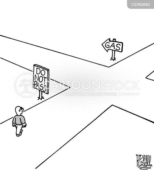 passing gas cartoon