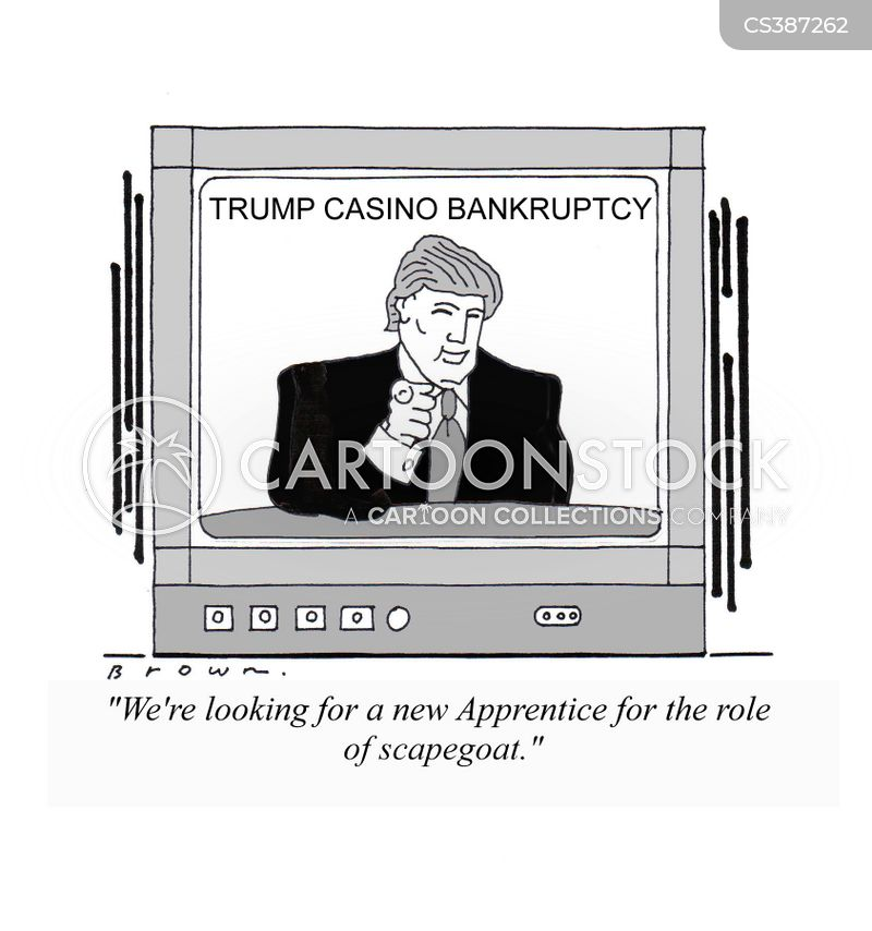 the apprentice cartoon