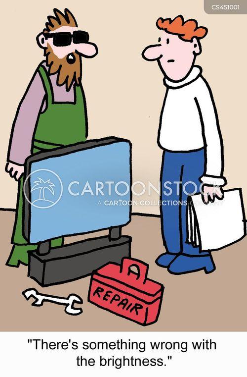 mend cartoon