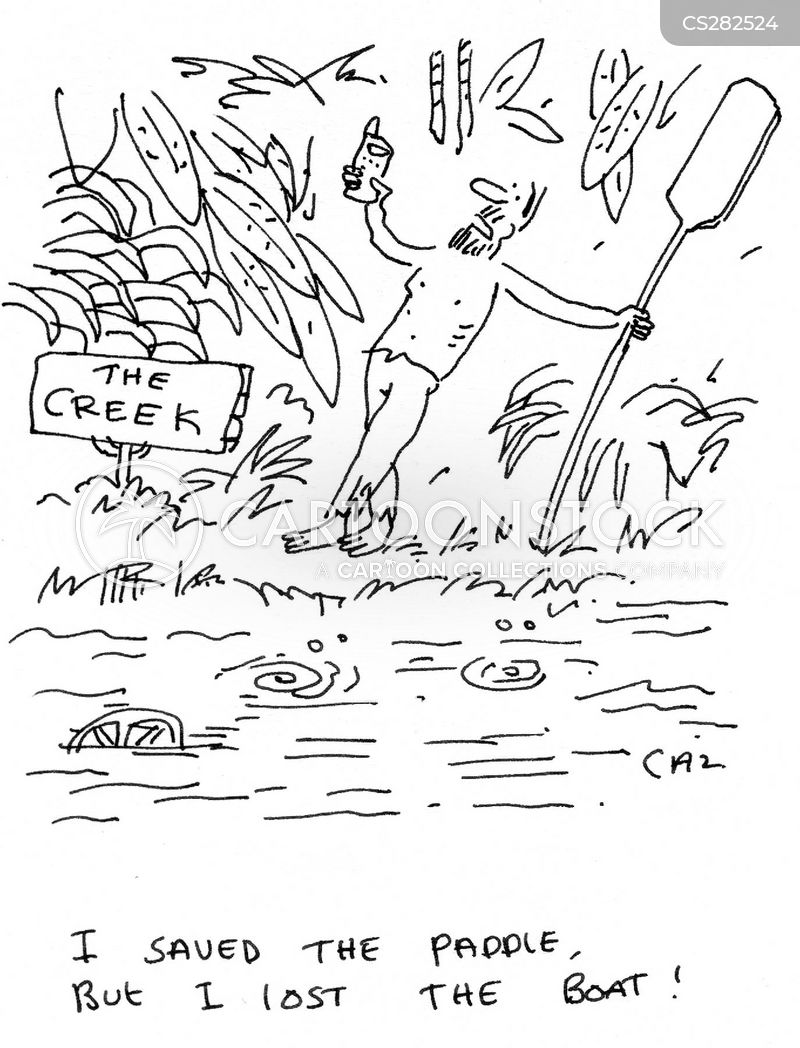 creeks cartoon