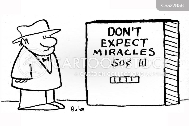 expecting miracles cartoon