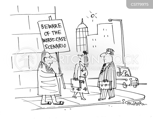 pickets cartoon