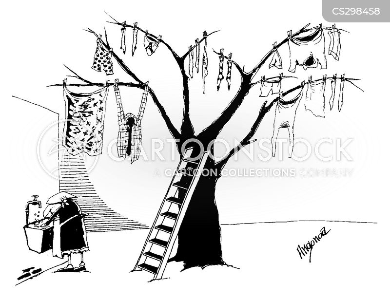 bare tree cartoon