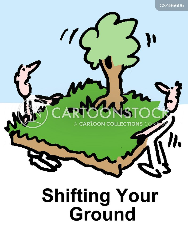 changing your mind cartoon