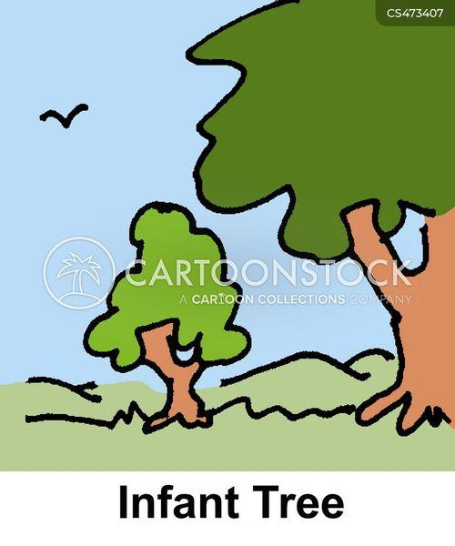 arboretums cartoon