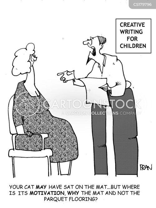 Creative writing personal essay