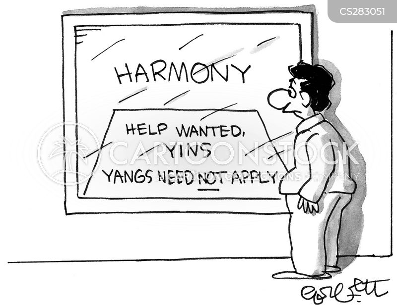job discrimination cartoon