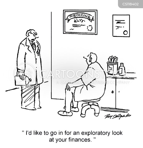 exploratory cartoon