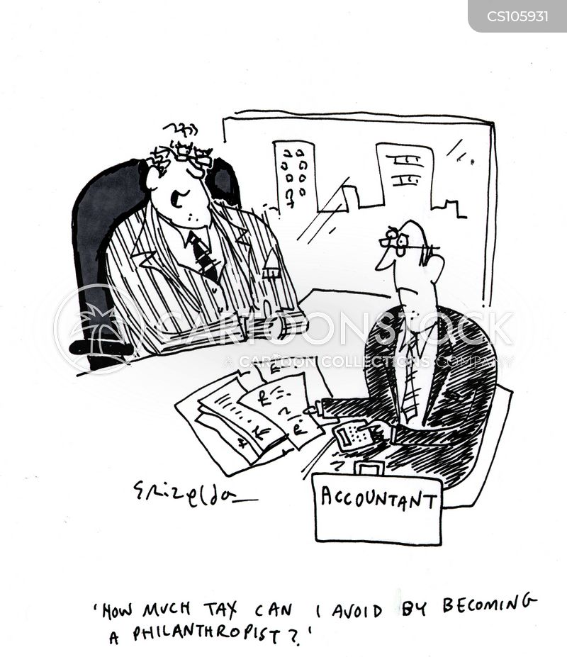 dodgy dealings cartoon