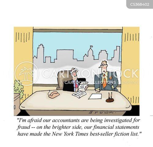 best seller list cartoon