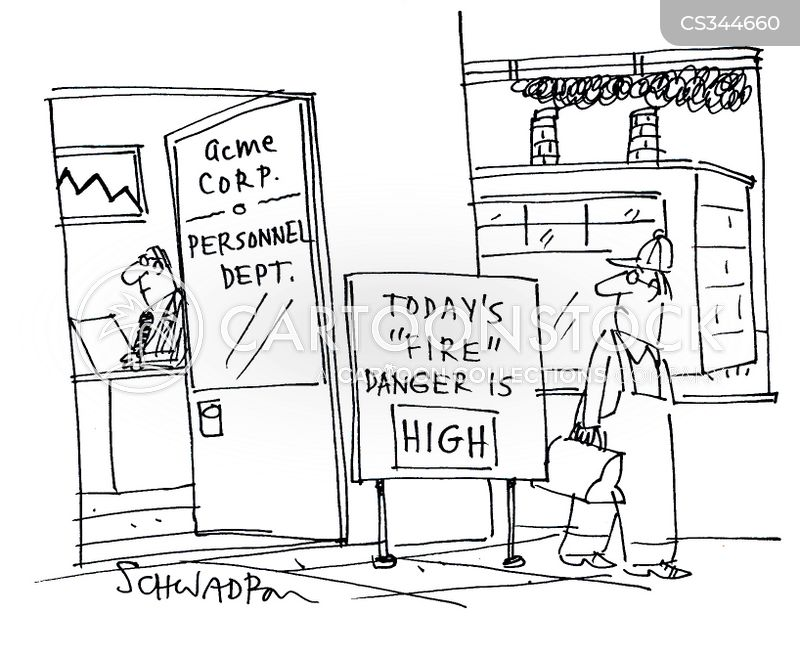 personnel offices cartoon