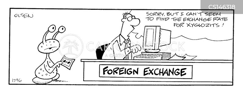 Highest foreign exchange rates
