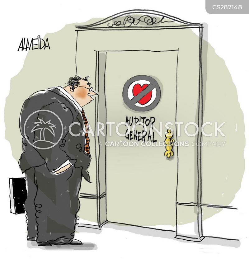 door signs cartoon