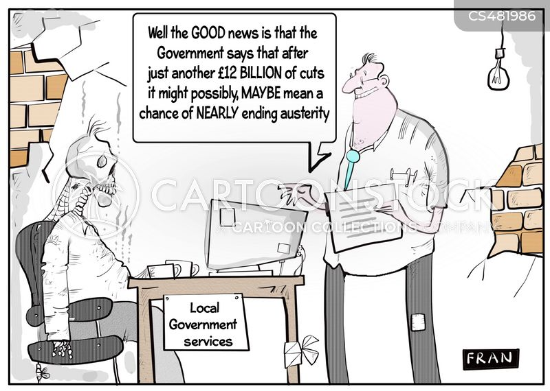 local authorities cartoon