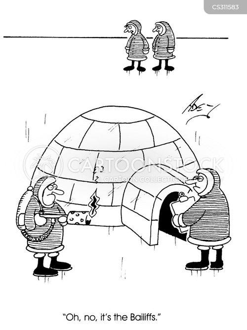 repossessor cartoon