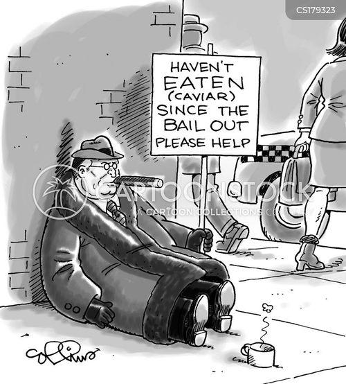 luxuries cartoon