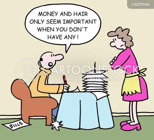 family account cartoon