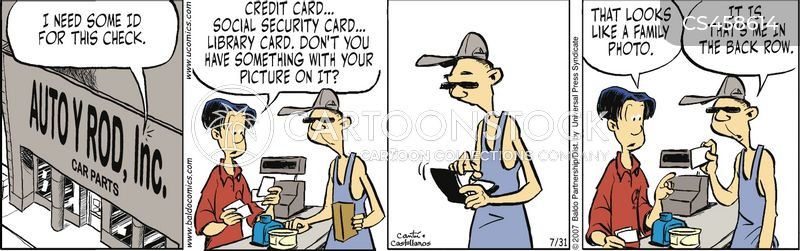 annoying customers cartoon