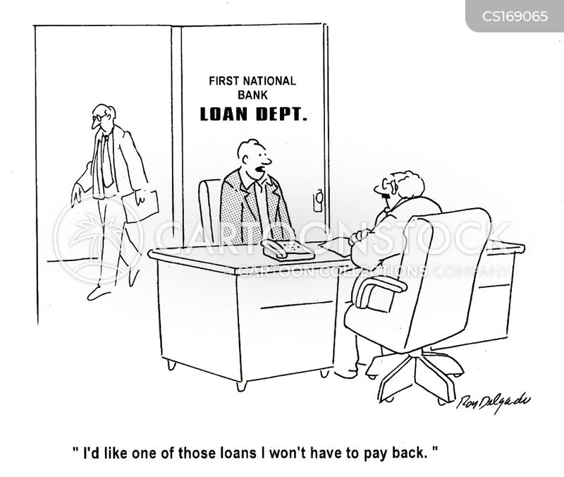 Bank Loan cartoons, Bank Loan cartoon, funny, Bank Loan picture, Bank Loan pictures, Bank Loan image, Bank Loan images, Bank Loan illustration, Bank Loan illustrations