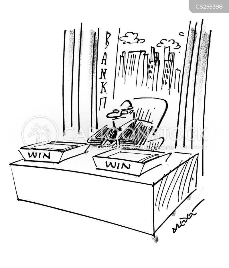 win win situations cartoon