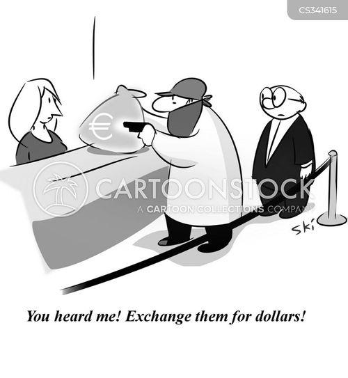 european central bank cartoon