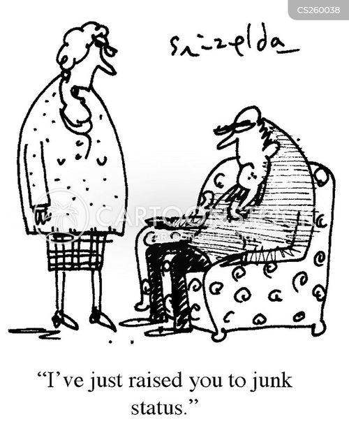 credit agency cartoon