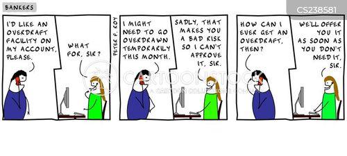 high risks cartoon
