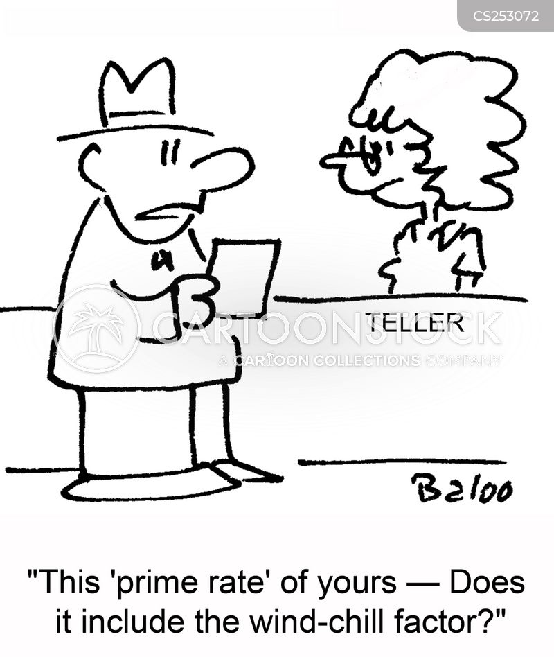 prime rate cartoon