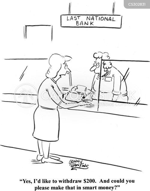 fiscal issues cartoon