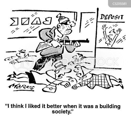 demutualise cartoon