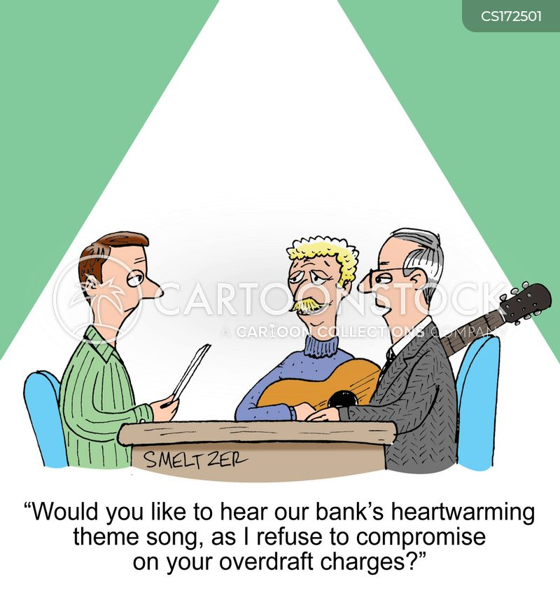 compromising cartoon