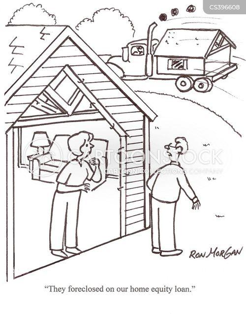 home equity cartoon