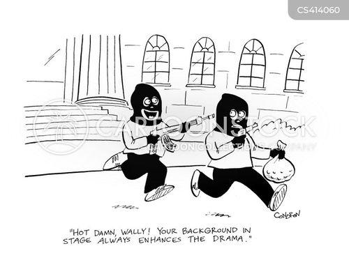 criminal career cartoon