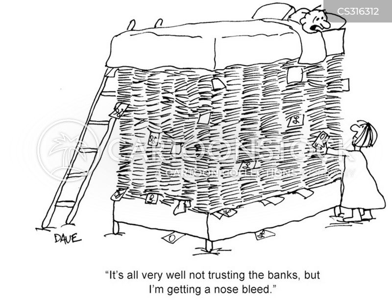 savers cartoon