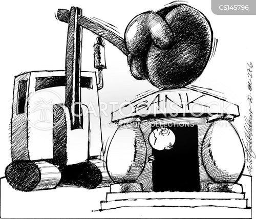 stress tests cartoon