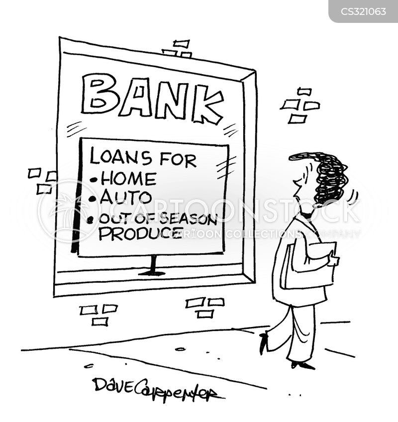 responsible lending cartoon
