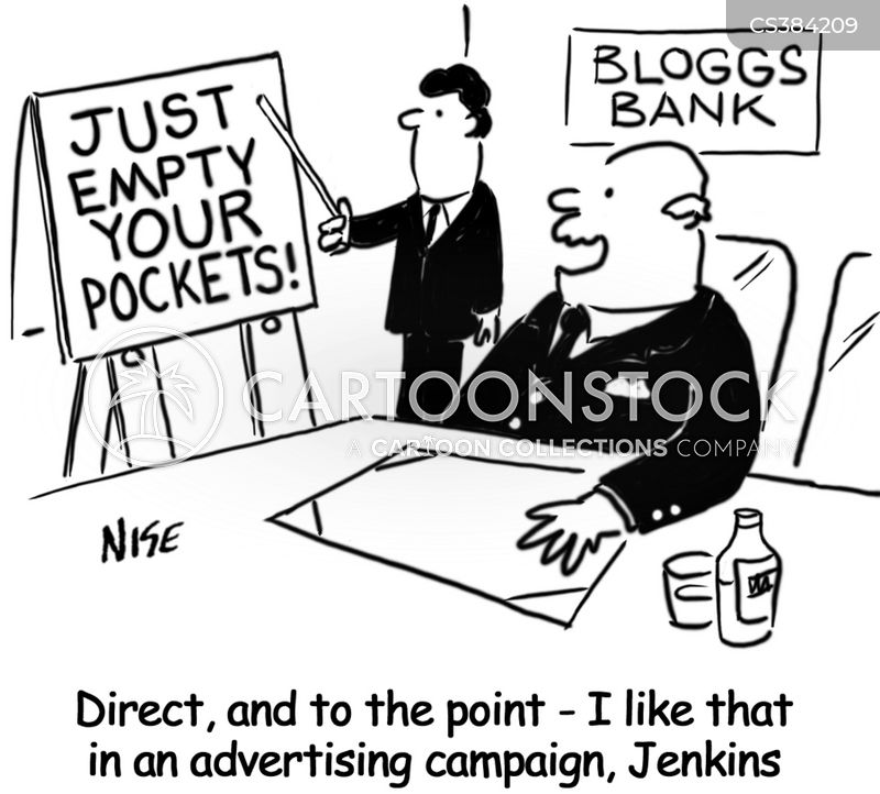 Ad agency cartoons and comics funny pictures from for Advertising agency fees