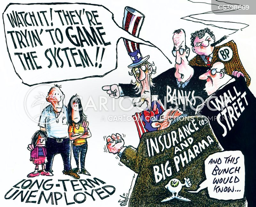 pharma cartoon
