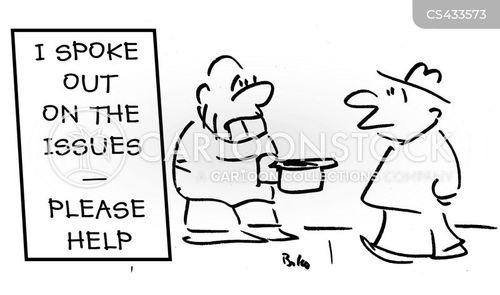 spoke cartoon