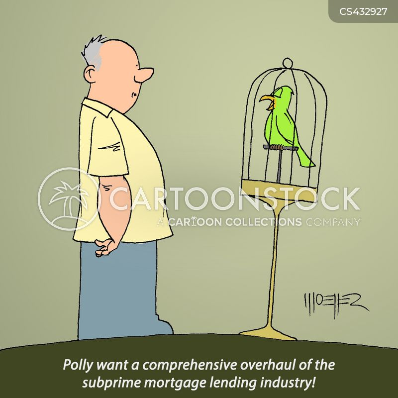 polly cartoon