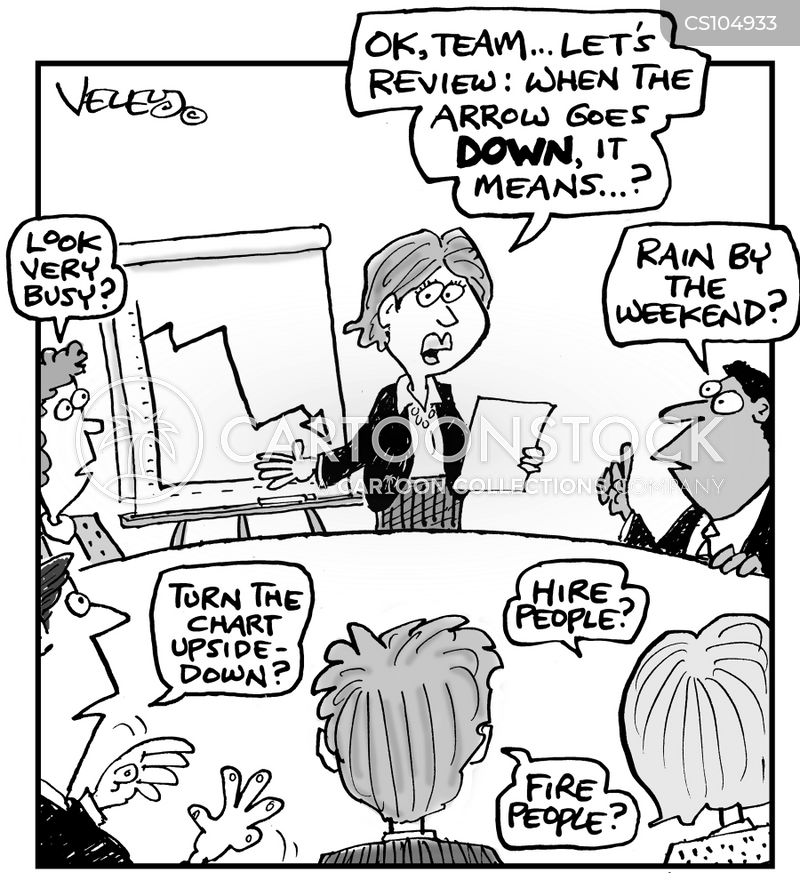 question and answer sessions cartoon